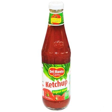 Monte Ketchup Tomato 140ml monte sauce
