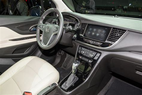 Buick Encore Interior Pictures by 2017 Buick Encore Review Gm Authority