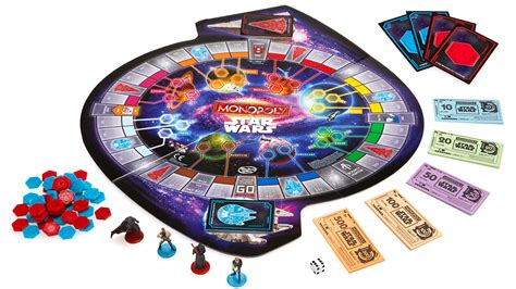 A New Version Of Star Wars Monopoly Swaps Tophat Tokens For Jedis   Gizmodo Australia