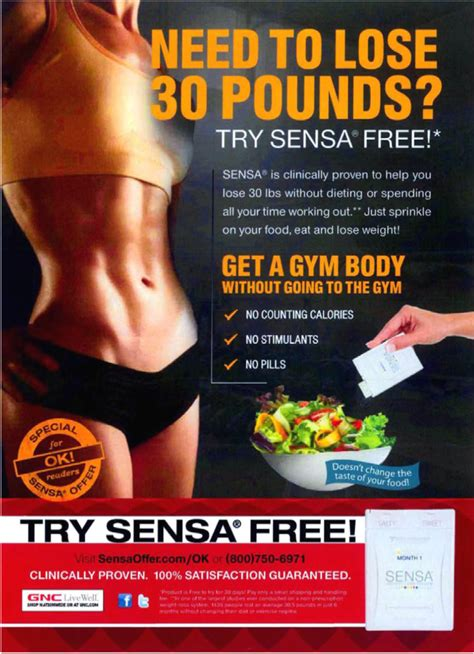 supplement 1 to part 738 sensa l occitane leanspa hcg diet direct fined by ftc