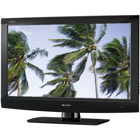 Tv Lcd 500 Ribuan sharp lc 32a37m 32 quot multisystem lcd tv lc 32a37m b h photo