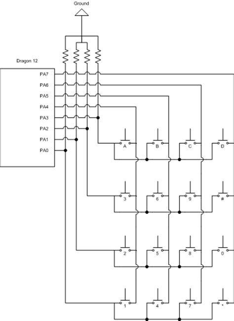 key pad schematic key get free image about wiring diagram