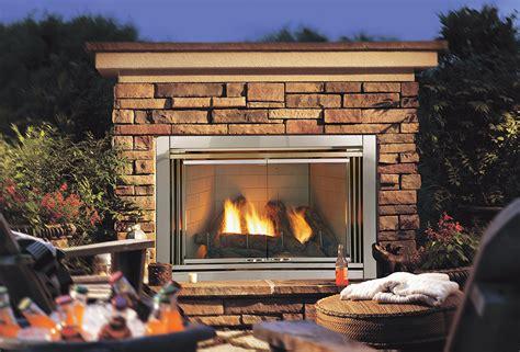 gas fireplaces portland oregon heat glo dakota outdoor gas fireplace outdoor living nw