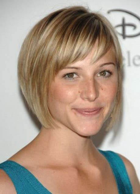 short hair styles overweight 2013 medium bobs for double chins and fat faces short