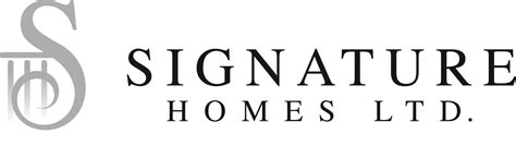 home signature signature homes your home your way our signature