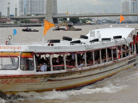 boat express bangkok getting around bangkok like a local