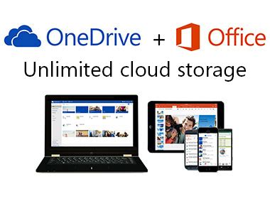Office 365 Cloud Storage by Office 365 Subscribers No More Limits With Onedrive Cloud