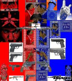 blood vs crips picture 107913351 blingee