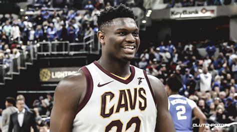 how would zion williamson fit in with the cavaliers