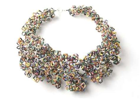 garbage necklaces recycled jewelry by indregru converts