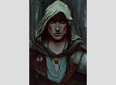 Easy Warrior Drawings Male Elf 8