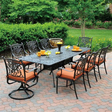 tuscan patio furniture grand tuscany dining