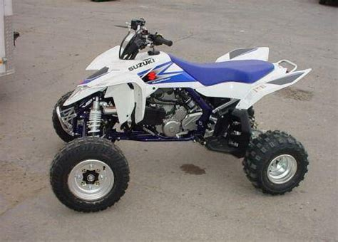 Suzuki Yzf 450 2006 Suzuki Ltr 450 Quadracer Not Yzf Or 450r Franco