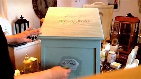 applying autentico chalk paint autentico chalk paint medium part 2 quot effects and