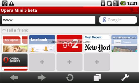 operamin apk opera mini browser android apk free