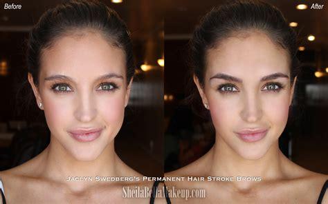 Makeup A permanent makeup and microblading