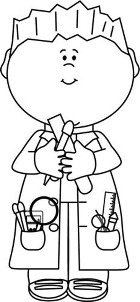 coloring pages for vbs 2015 scientist with big magnifying glass coloring sheet for