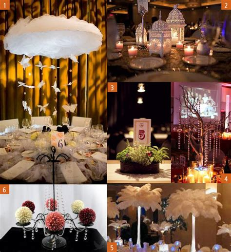 cool table centerpiece ideas inexpensive wedding ideas decoration