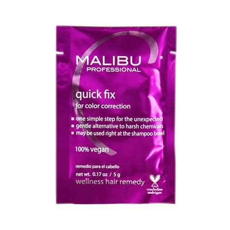 malibu hair treatment for rust malibu hair color remover om hair