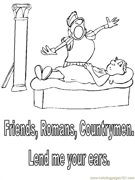 ancient rome coloring page free ancient rome coloring