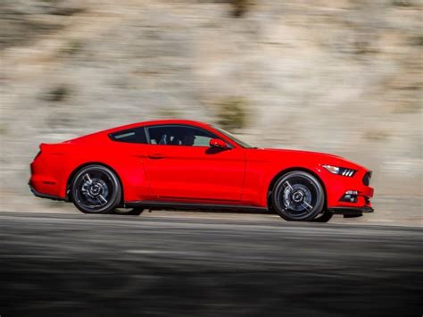 when did they start mustangs 10 things you need to about the 2015 ford mustang