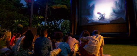 Home Theater Ohana 蟷ohana disney nights aulani hawaii resort spa