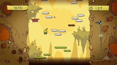 doodle jump kinect achievements more doodle jump for kinect screens released