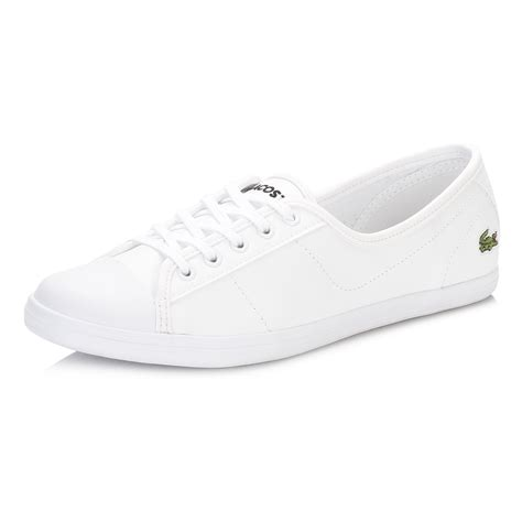 Lacoste Marthe Frs Spw Cnv Flats Womens lacoste womens sneakers 28 images lacoste s loxia sneakers athletic shoes getfabfab