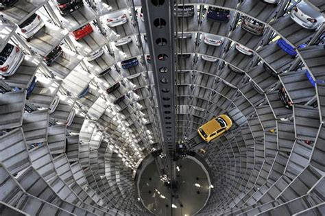 volkswagen garage car sales in europe up for time in 19 months