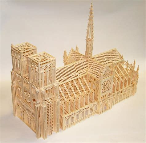 Gothic Church Floor Plan by Makers Of Wooden Toys