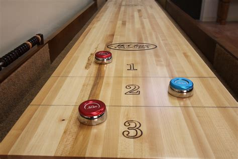 Shuffleboard Alignment How To Check The Level Of Your