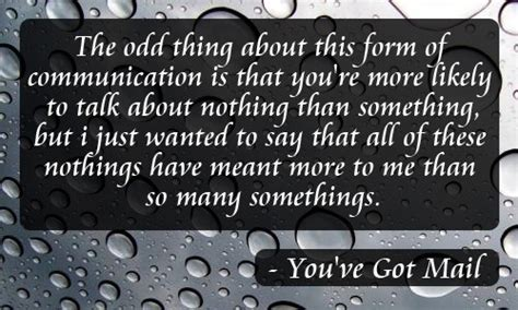 Movie Quotes You Ve Got Mail | best quotes you ve got mail quote