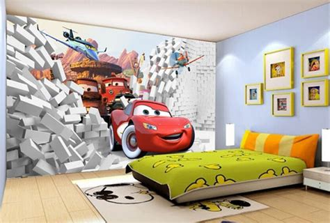 kids bedroom wallpapers hd wallpapers pics wallmural online disney cars wall mural