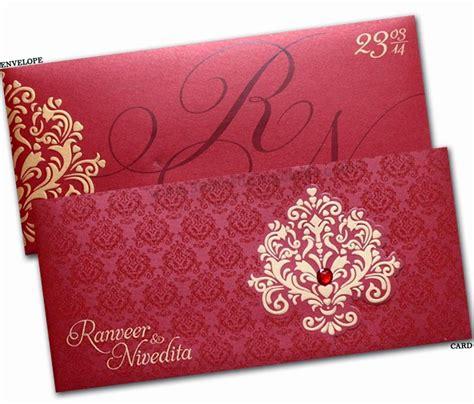 Nepali Wedding Invitation Card Design