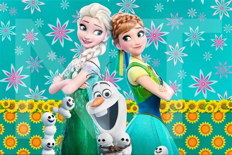 Frozen Fever Note Book painel ilh 243 s frozen fever 2 no elo7 nt