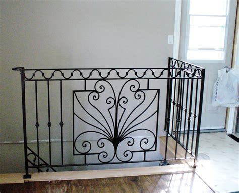 Interior Wrought Iron Railing by Wrought Iron From Julian Wrought Iron Interior Railings