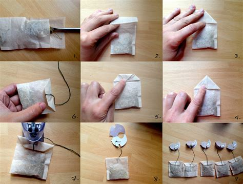 how to use tea bags make your own tea bags friendly nettle