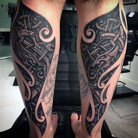 wooden leg tattoo 50 wood carving designs for masculine ink ideas