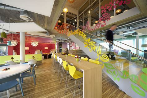 design for the environment uk unilever switzerland offices best design projects