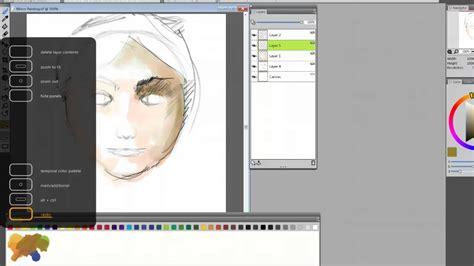 Corel Painter Lite by Corel Painter Lite Part 6 Mixer Pad