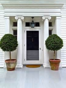 Front Door Trees Potted Trees For Front Porch Outdoor Decor