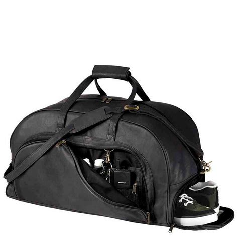 bag with sneaker compartment mens bag with shoe compartment sport equipment
