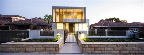 modern box house modern box house with openings inspiring freedom in sydney australia freshome com