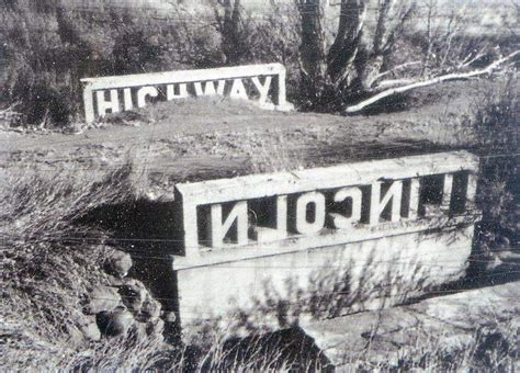 Glucella Original Hw 1 17 best images about route 66 lincoln highway national pike on ghost towns news