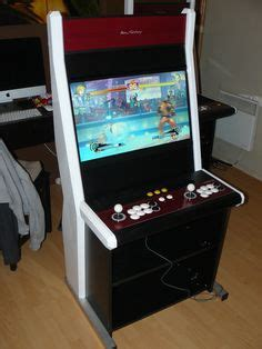 Vewlix Arcade Cabinet Kit by Custom Vewlix Updated Kit V4 Kraylix Custom Two Player
