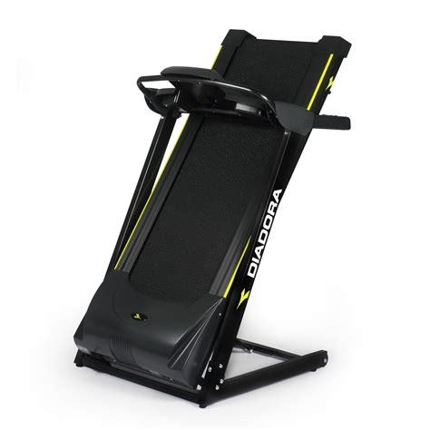 pedana tapis roulant tapis roulant diadora edge 1 6 inclinazione manuale
