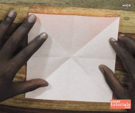 How To Make Paper Rocket Step By Step - paper rocket step 5