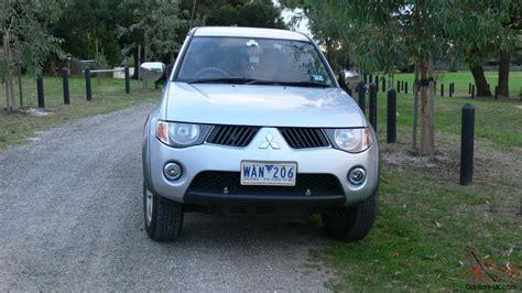 mitsubishi triton 2007 mitsubishi triton 2007 glx r 4x4 dual cab