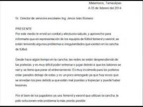 Carta de peticion youtube