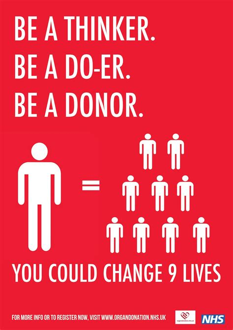 organ donor organ donation quotes and posters quotesgram